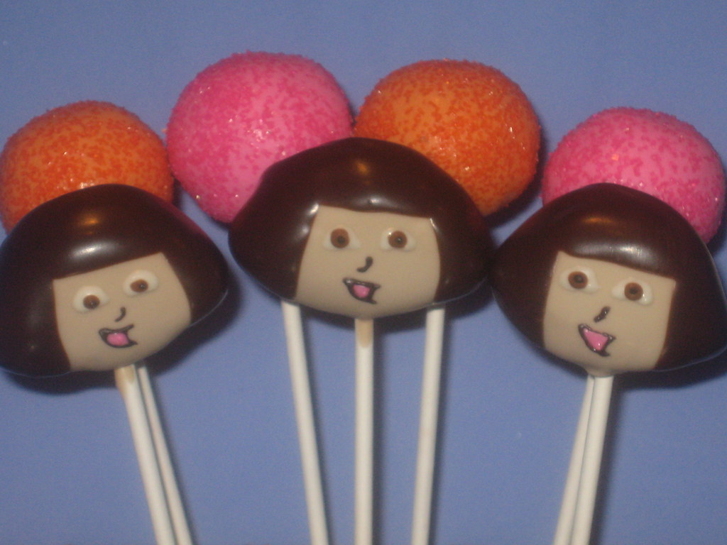 Cake Pops With Cake Pop Pan