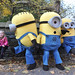 The Minions meet a friend