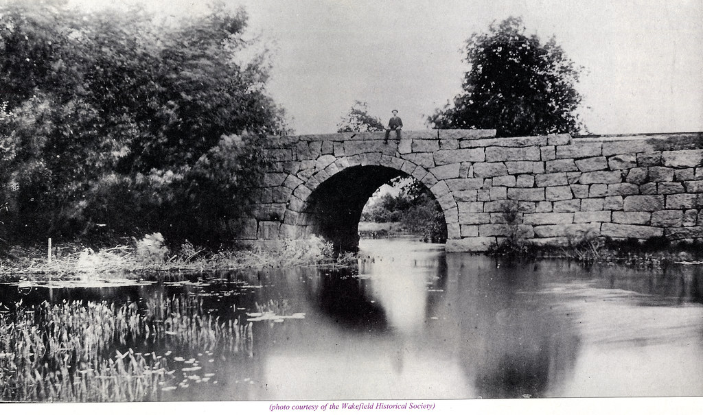 2011 >> Montrose Railroad Bridge - Wakefield MA - 1890   From the 20…   Flickr