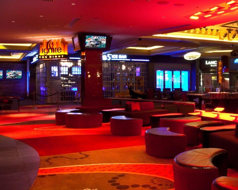 Interior Bar Lounge Design Casino Lounge Design Mgm