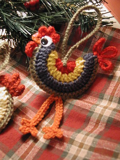 Christmas Rooster Ornament | by Buckster's Pics