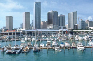 Downtown Business District and Marina | by thepalmshotel