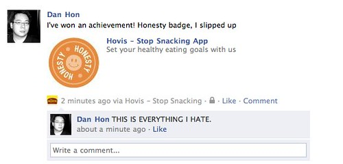 Hovis Stop Snacking App! | by danhon