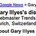 Gary Illyes Googler