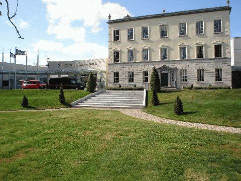 25 Dunboyne Castle where they stayed | by delmccouryband