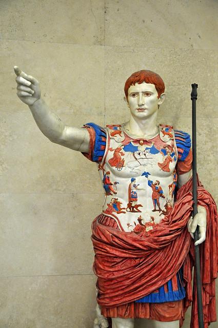 Italy 3090 Caesar Augustus Of Prima Porta Flickr