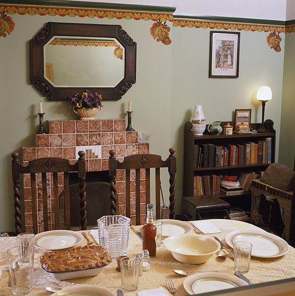 1940 S House Dining Room Iwm London Events Flickr