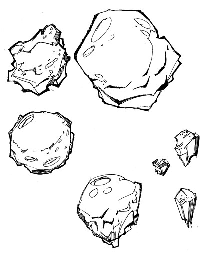 asteroid collection