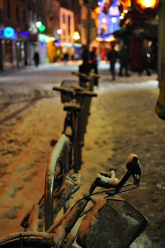 Frozen Bikes | by liam_101