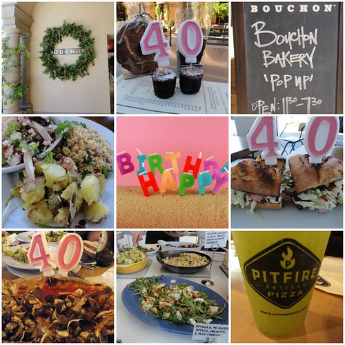 40th Birthday Eating | by Food Librarian
