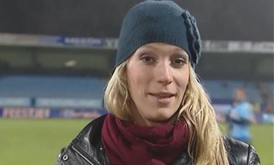 helene hendriks bij FC Eindhoven uit de Jupiler League ...