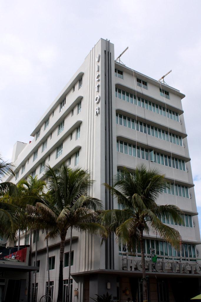 Hotel Victor Miami Beach Florida Usa