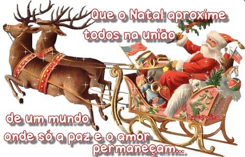 Mensagem De Natal Reflexão: Mensagem De Papai Noel...***...Message From Saint Claus