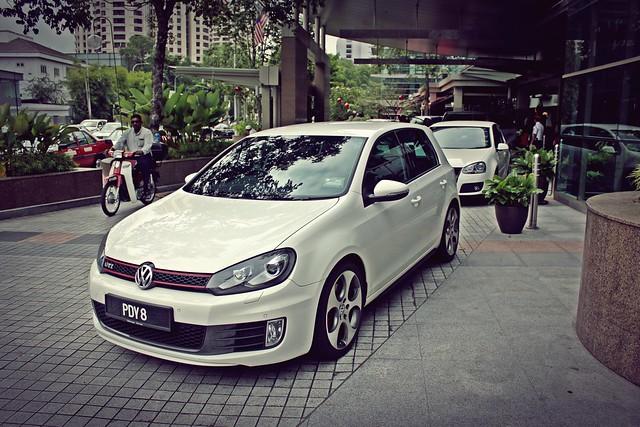 Volkswagen Golf Gti White Gti Mk6 White Volkswagen Golf