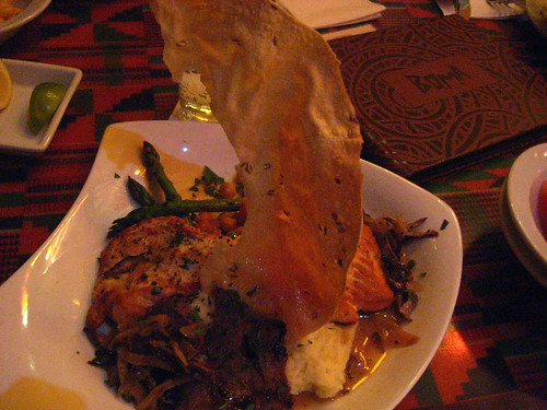 Special plate @ Boma, Animal Kingdom Lodge | by Stringbean&Wingnut