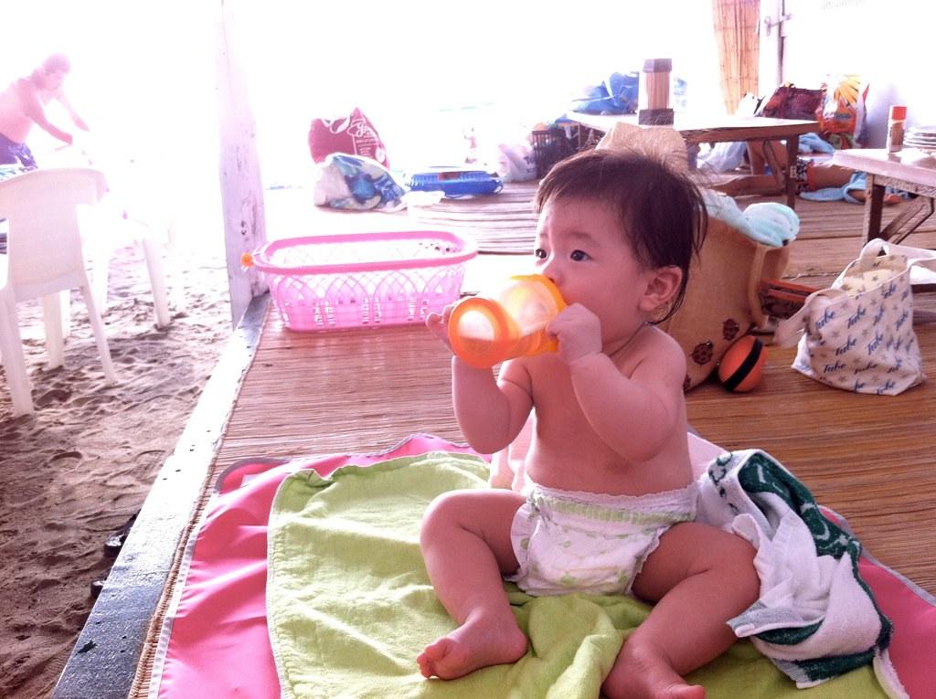 赤ちゃん撮影 3