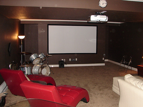 The Room Movie Theater