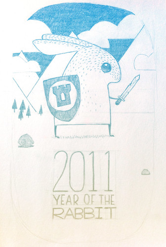 2011 - Year Of The Rabbit | by preshaa