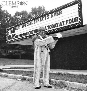 The Astro Theater in downtown Clemson, 1977 | by clemsonunivlibrary