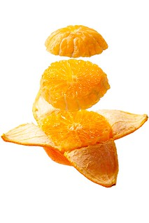 Playing with Fruit (Orange) | by mcdarius