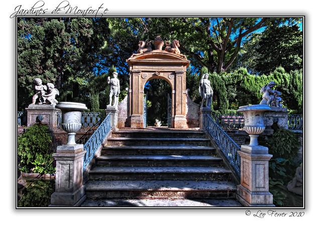 Jardines de monforte valencia flickr photo sharing for Jardines de monforte valencia