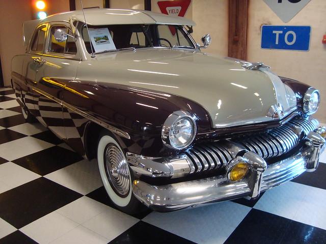 1951 mercury 4 door sport sedan flickr photo sharing for 1951 mercury 4 door sedan