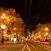 San Francisco by Night: Market Street