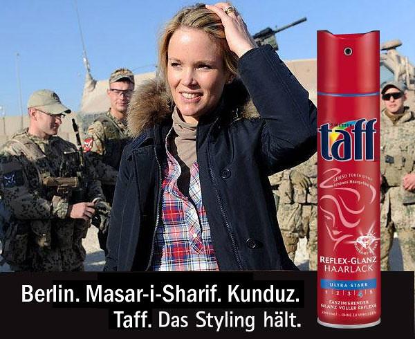Stephanie Zu Guttenberg Die Frisur Sitzt Berlin Masar I Flickr