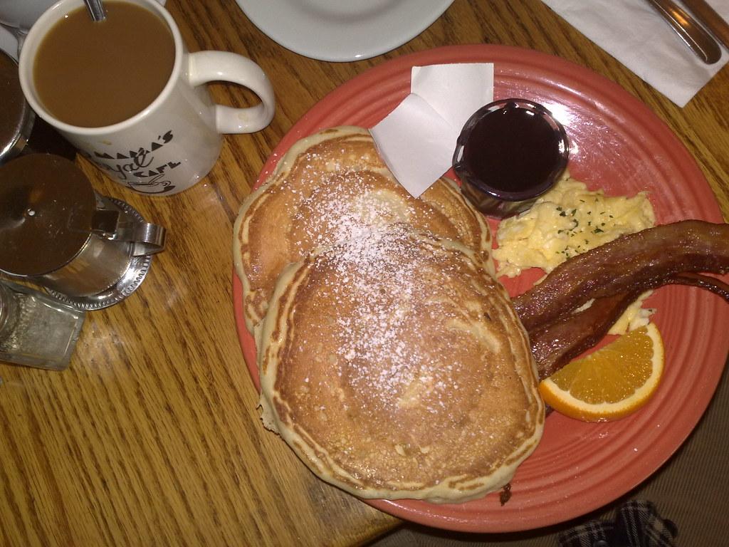 Mama S Cafe Menu Ukiah
