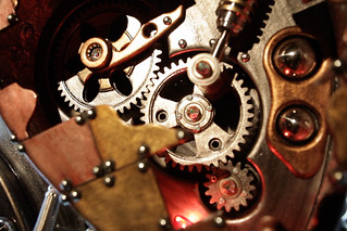 Steampunk 7 - Gears | by WBUR