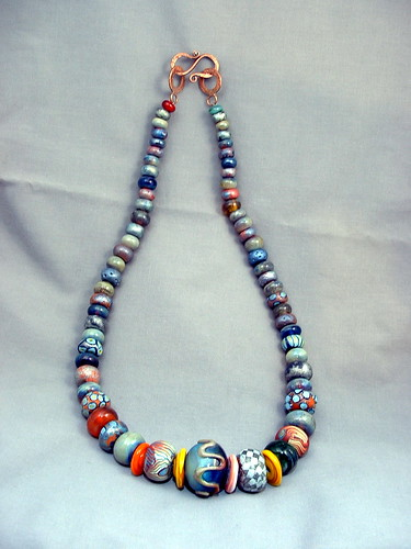 Necklace | by Martha Aleo