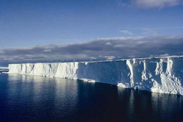 南極冰山 圖片提供:陳維滄
