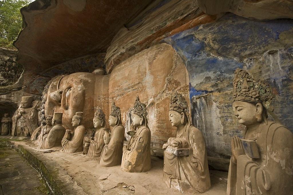 Day dazu rock carvings jordia
