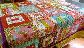 wonderland quilt | by small quilts
