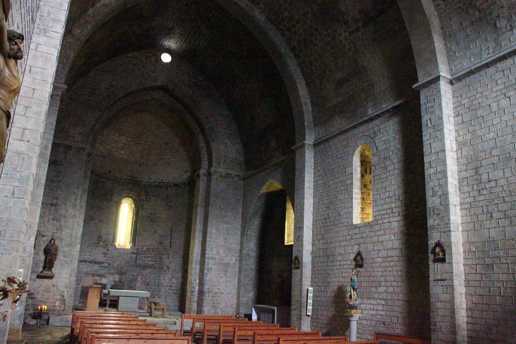 Eglise santa cecilia de mollo eglise romane santa for Eglise romane exterieur