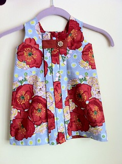 Oliver + S: Birthday Party Dress, front | by helen ethel studio