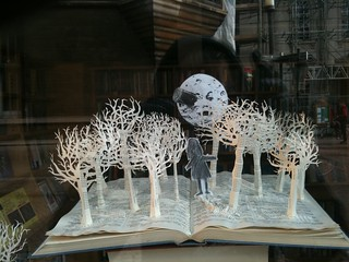 Trees from books from trees | by Mazarine