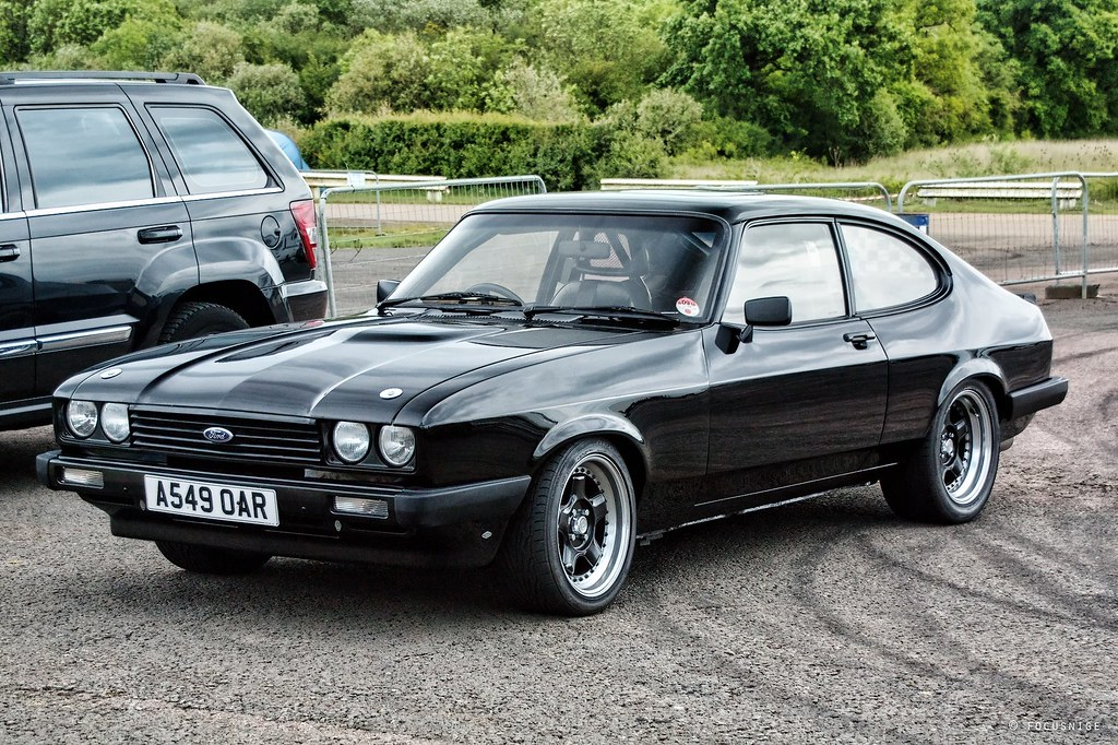 Ford Capri | Performance Tuning and Modified Show 2011 ...