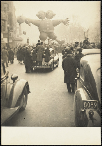 Thanksgiving Day in Boston | by Boston Public Library