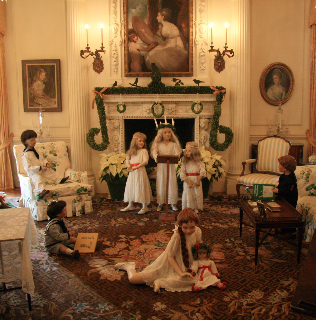 Old Westbury Gardens Christmas: We Visited The Westbury House