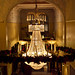Chandelier at Palace