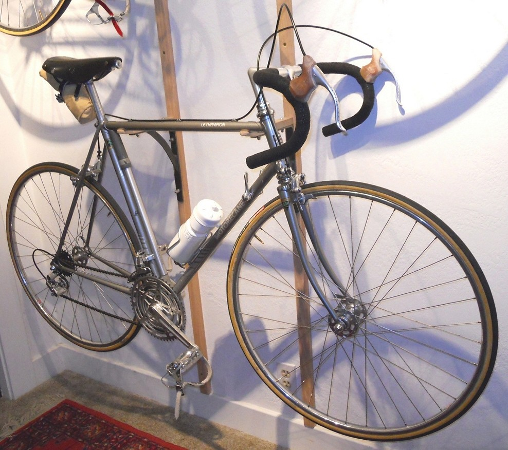 Motobecane Le Champion 1977 I Found This Frame Without A