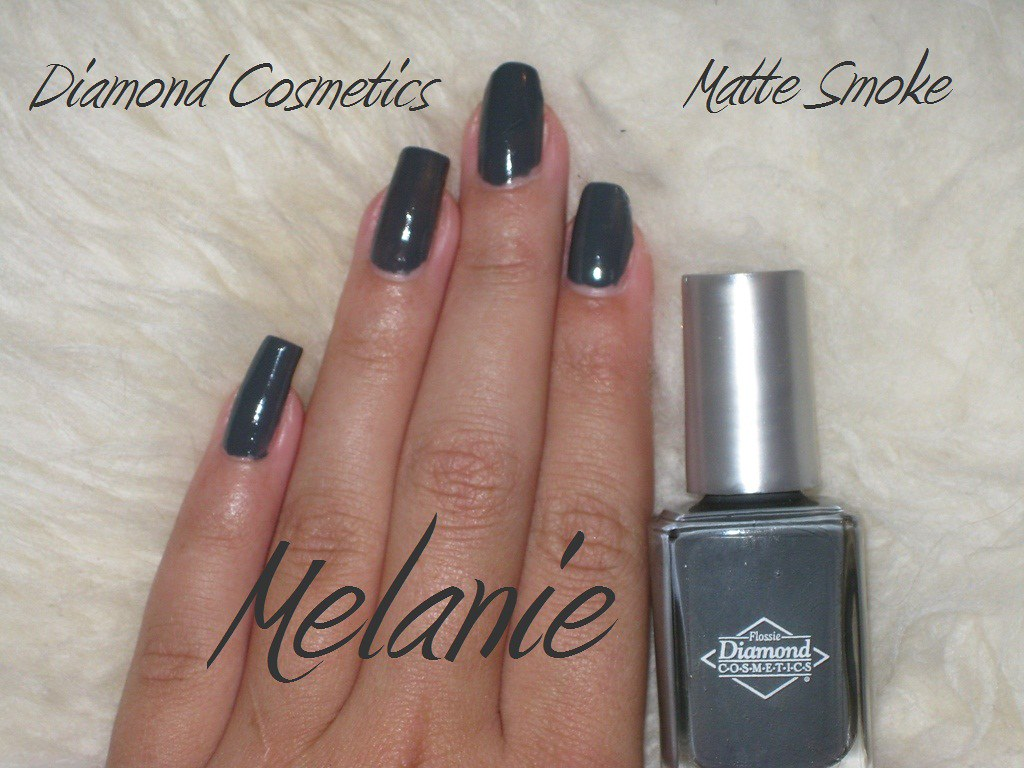 Diamond Cosmetics - Matte Smoke | For a description, review … | Flickr