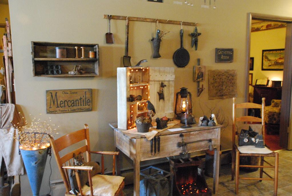 Primitive Living Room Pearl Flickr