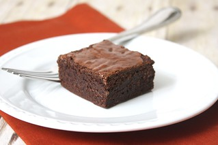 Triple-Chocolate Espresso Brownies | by Tracey's Culinary Adventures