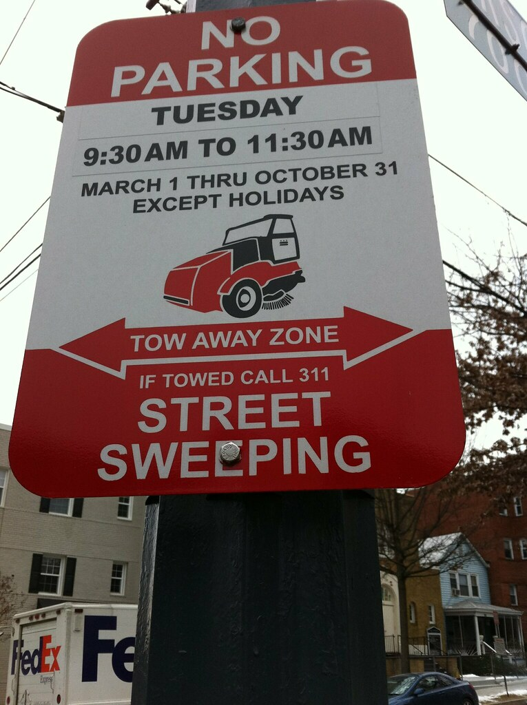 Are Street Sweeping Tickets Mailed In Long Beach Ca
