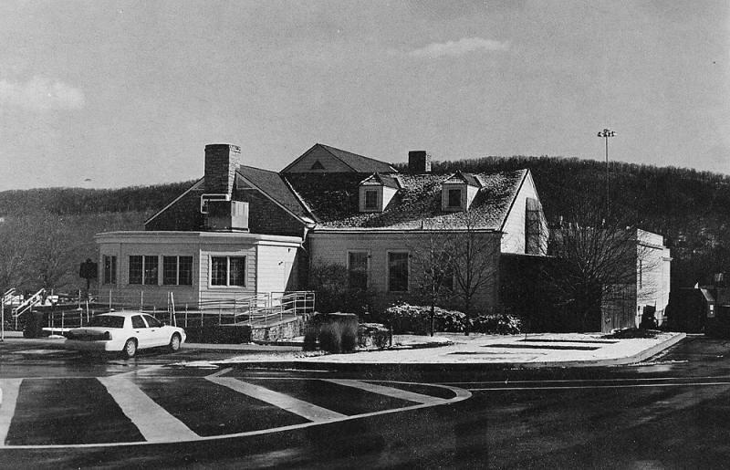 Somerset, PA - PA Turnpike   one of the few remaining origin