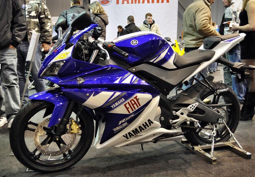 Yamaha Yzf R125 Rossi Yamaha Yzf R125 Rossi