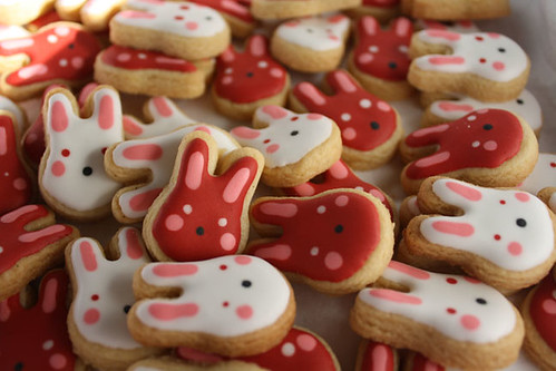 Chinese New Year Mini Cookies 2011 | by Three Ghosts