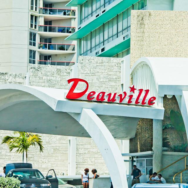 Deauville Beach Resort Hotel